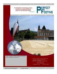 Perfect Footing Brochure - ProEquus