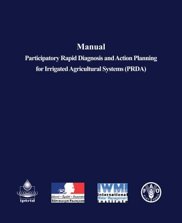 Manual - Participatory rapid diagnosis and action ... - FAO.org