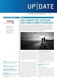 Themen dieser Ausgabe (download PDF-Datei) - Inspecta Treuhand ...