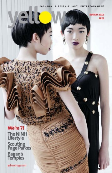 We're 7! The NINH Lifestyle Scouting Page ... - Yellow Magazine
