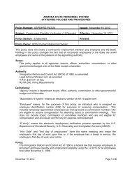Employment Eligibility Verification (I-9 Records) - Arizona Human ...
