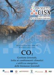 CO2 Gestione forestale, lotta ai cambiamenti climatici ... - Centro CISA
