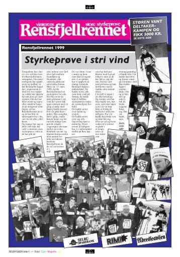 Rensfj-Avis 99 - Rensfjellrennet