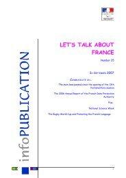 Let's Talk About France - Consulat général de France à Hong Kong ...