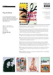 Pop Art Book - Black Dog Publishing