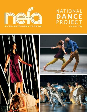 ndp partners - New England Foundation for the Arts