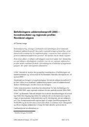 Revideret uddannelsesmodel - Region Midtjylland