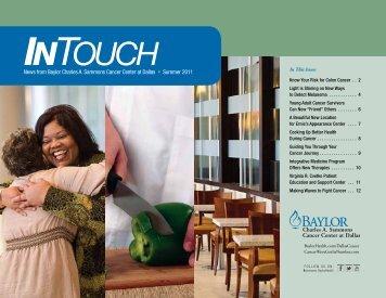 Summer 2011 - Baylor Health Care System