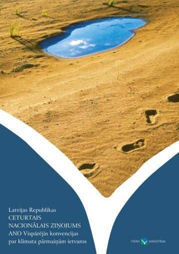 Latvijas Republikas CETURTAIS NACIONĀLAIS ... - Vides ministrija