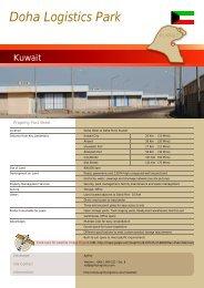 Doha Logistics Park.cdr - Agility