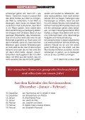 SERVITANISCHE NACHRICHTEN Nr. 4/2007, 33. Jahrgang - Page 3