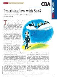 There - Creativity in the legal practice
