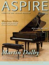 Wondrous Wales - Aspire Magazine