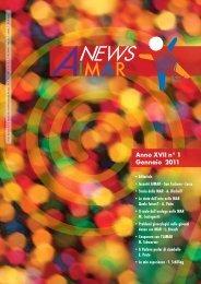 Anno XVII n° 1 Gennaio 2011 - Aimar