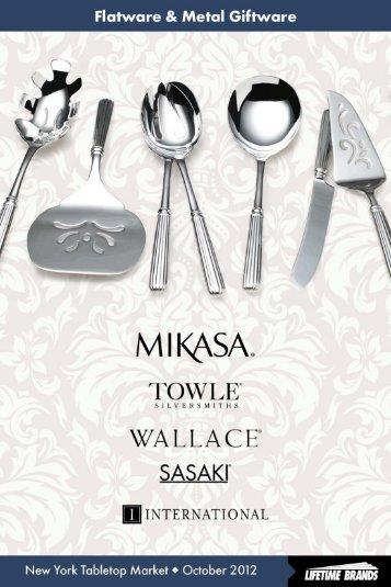 Mikasa® Bravo Accessory Sets - Lifetime Brands