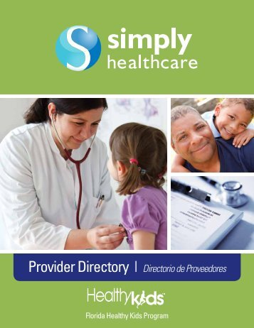 Healthy Kids.sv - Simply Healthcare Plans