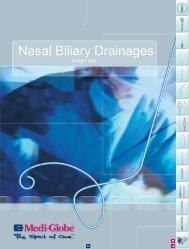 Nasal Biliary Drainages