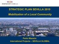 Plan Estratégico Sevilla 2010 - Euromedina