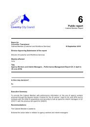 Agency Workers and Interim managers - performance Management ...