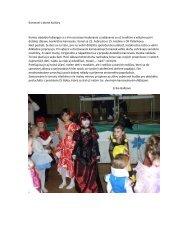 Karneval v dome kultúry 2012 - Obec Palárikovo