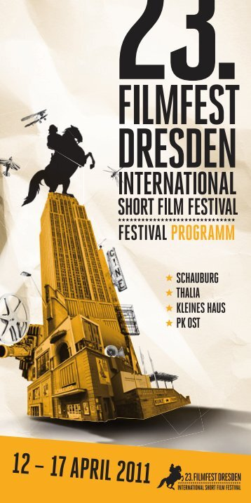 Programmheft als pdf - Filmfest Dresden