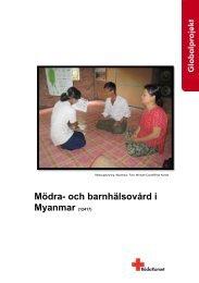 Till projektbeskrivningen - Svenska Röda Korset