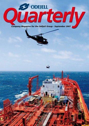 Quarterly September 2007 - Odfjell