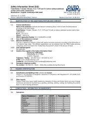 Safety Information Sheet Titanium - ThyssenKrupp VDM