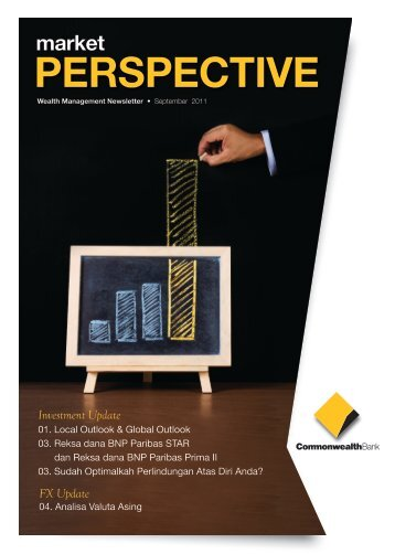 Market Perspective September 2011 - Commonwealth Bank