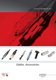 Cables Accessories - Elsewedy Cables