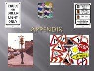 Appendix - Teacher Notes