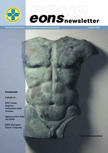 EONS - the European Oncology Nursing Society