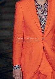 SPRING / SUMMER 2013 - British Fashion Awards