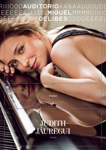 judith jáuregui - Blog del Auditorio Miguel Delibes