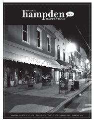 February 2010 (pdf) - Hampden Community Council