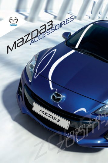 Mazda3 accessoires