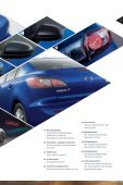 Mazda3 accessoires - Page 7