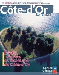 Juin 2009 en PDF - Conseil Général de la Côte-d'Or