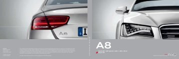 Audi A8 - Produkte24.com