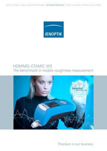 HOMMEL-ETAMIC W5 - KODA