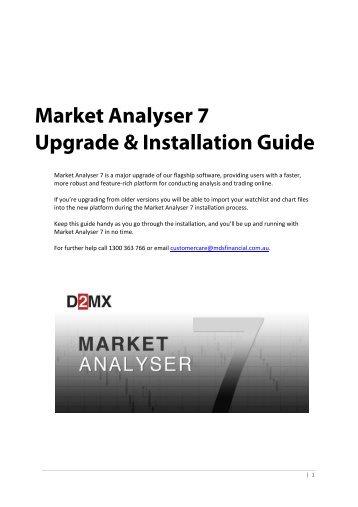 Upgrade and Installation Instructions - Trader Dealer Online