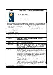 easa emergency ad 2007-0036-e