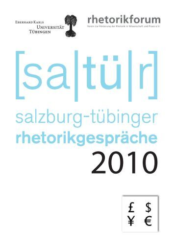 Was ist SaTüR? - Universität Tübingen