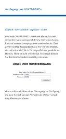 Informationsbroschüre CONTI-PORTal - CONTI Unternehmensgruppe - Seite 4