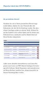 Informationsbroschüre CONTI-PORTal - CONTI Unternehmensgruppe - Seite 6