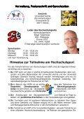 Hochschulsport - Universität Vechta - Seite 5
