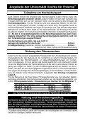 Hochschulsport - Universität Vechta - Seite 7