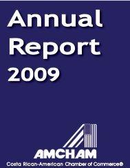 Reporte Anual 2009 - Amcham