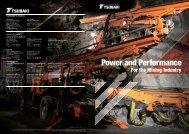 Power and Performance - Tsubaki Europe