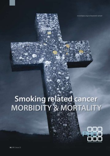 leading causes of morbidity and mortality in the us Ypll can be calculated from deaths from all causes or as a cause-specific  measure in the united states and in new jersey, cancer is the second leading  cause.